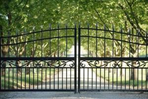 Wrought Iron Fences Houston