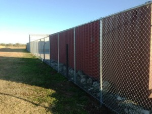 commercial chain link fencing Houston