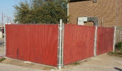 Chain Link Fence Houston Installation Contractors