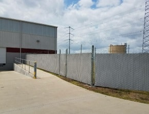 Chain Link Fence Houston Tx Commercial Installation Company
